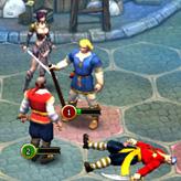 Скриншот из игры Kings Bounty: Легионы