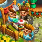 Скриншот из игры Ёжики